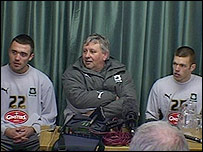 Sandor, Sturrock and Mackie