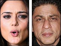 Bollywood stars Preity Zinta and Shah Rukh Khan were part of successful consortia