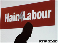 Peter Hain launching his deputy leadership campaign