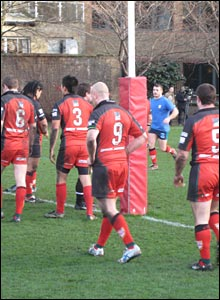 It was a difficult afternoon for the Skolars, who ended up pointless