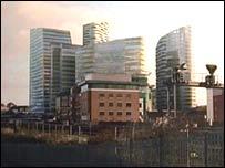 Station Hill development