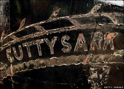 The name of the Cutty Sark