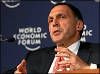 Richard Fuld, Lehman Brothers chief executive