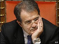 Romano Prodi 24 January