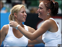 Alona and Kateryna Bondarenko