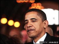 Barack Obama campaigns in South Carolina
