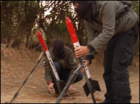 Abu Rish brigade members prepare for an attack (Photo: World News & Features)