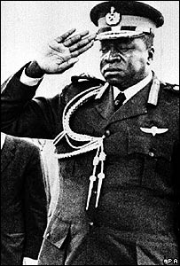 Idi Amin Victims http://news.bbc.co.uk/2/hi/programmes/from_our_own_correspondent/7209031.stm