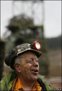Miner John Wood
