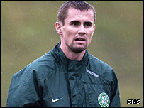 Polish defender Seweryn Gancarczyk has been training with Celtic
