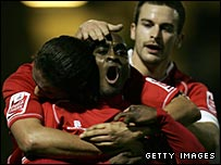 Jamal Campbell-Ryce scored for Barnsley