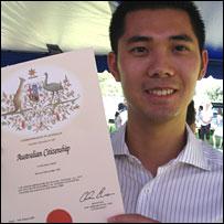 Taikang Chen from China