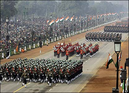 Report writing service republic day parade
