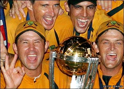 World Cup winners 2007