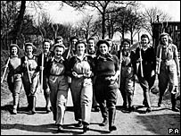 Wartime Land Girls