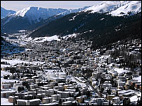 Davos valley