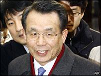 Han Seung-soo (file image)