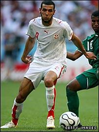 Tunisia's Yassine Chikhaoui