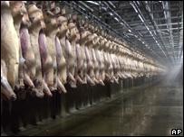 Abattoir (Image: AP)
