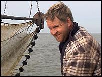 Johan, a fisherman (Image: TVE)