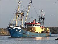 Trawler (Image: TVE)