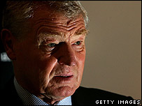 Paddy Ashdown 19.09.07