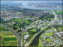 Ebbsfleet Valley plans