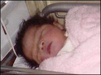 Baby Tharlie