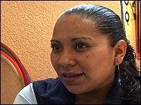 Maria, inmate