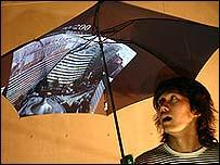 Paraguas Pileus