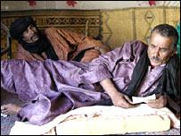 Tuareg musicians