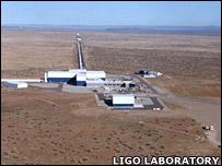 Ligo. Image: Ligo Laboratory.