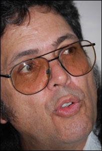 El ministro de Cultura, Abel Prieto ( Foto: Raquel P�rez)