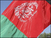 Afghan flag