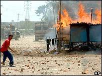 Gujarat riots, 2001