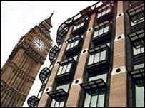 Big Ben and Portcullis House