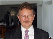 Dr Nathaniel Cary
