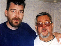 Gary and Jim Ward (picture by Spindrift)