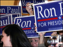 Ron Paul supporters