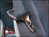 A seatbelt [Pic: Brake]