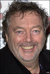 Jeremy Beadle, pictured in 2002