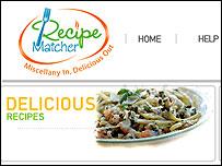 Recipe Matcher