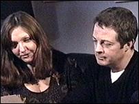 Debbie and her husband Ian