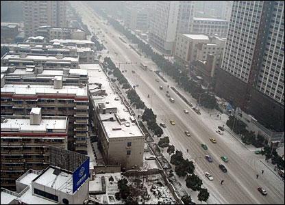 View of Changsha