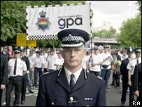 Brian Paddick in 2003