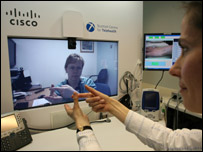 HealthPresence video conferencing system