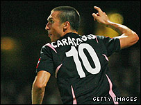 Andrea Caracciolo was a transfer target for Rangers