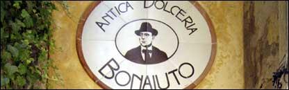 Logo de chocolatería