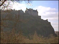 Edinburgh Castle is among the city's world famous landmarks