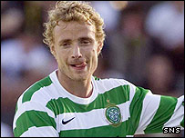 Former Celtic midfielder Jiri Jarosik